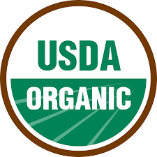 The USDA Certified Organic seal